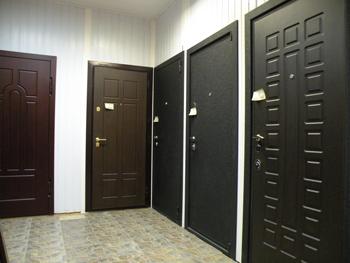 Металлические двери в Солнечногорске